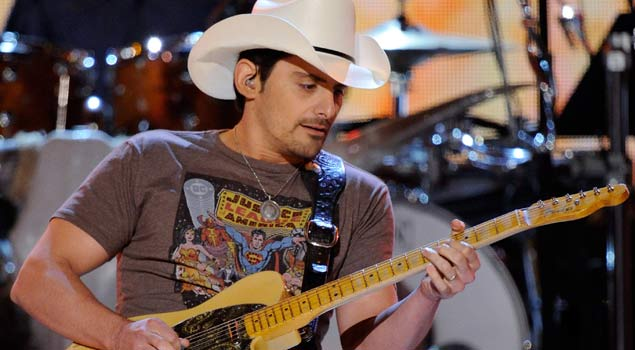 brad paisley – find yourself перевод